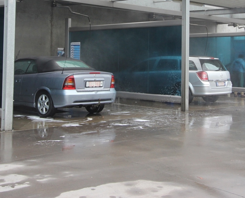 Self-carwash Lazoore